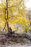 Autumn outdoors Royalty Free Stock Image