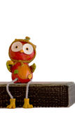 Autumn Owl Imagem de Stock