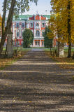 Autumn Palace a Tallinn Estonia Fotografia Stock