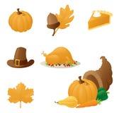Autumn Paraphernalia Royalty Free Stock Photos