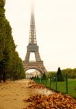 Autumn in Paris Royalty Free Stock Photos