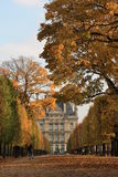 Autumn in Paris Royalty Free Stock Image