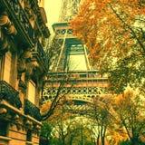 Autumn in Paris Stock Photos