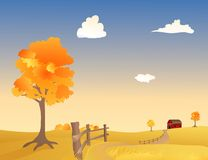 Free Autumn Pasture Stock Photo - 3134610