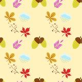 Autumn Pattern Stock Fotografie