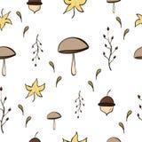 Autumn Pattern Images stock
