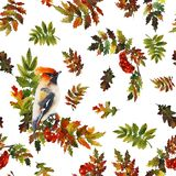 Autumn Pattern vektor abbildung