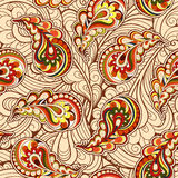 Autumn pattern Royalty Free Stock Photo