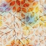 Autumn pattern Royalty Free Stock Photos