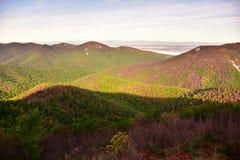 Autumn in Pennsylvania, USA royalty free stock image
