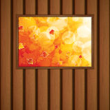 Autumn picture Royalty Free Stock Image