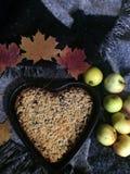 Autumn Pie Photographie stock