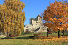 Autumn in Poland Stock Photography