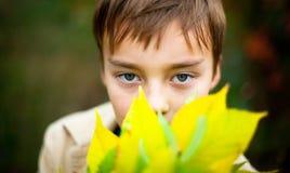 Autumn Portrait Stock Fotografie