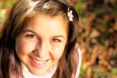 Autumn Portrait Stock Photos