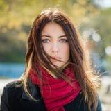 Autumn Portrait Foto de archivo libre de regalías