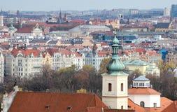 Autumn Prague Stock Photos