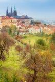 Autumn in Prague Stock Images