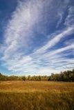 Autumn Prairie Immagini Stock