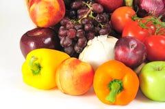 Autumn produce. Closeup of autumn abundance in produce form Stock Image