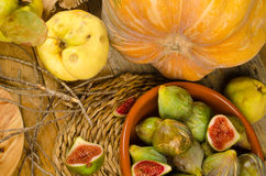 Autumn produce Royalty Free Stock Photo