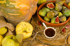 Autumn produce Royalty Free Stock Photography