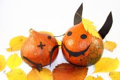 Autumn Pumpkins Fotografia de Stock Royalty Free