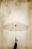 Autumn rain Royalty Free Stock Photography