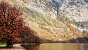 Autumn Rainbow Royalty Free Stock Image
