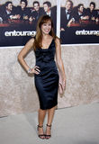 Autumn Reeser. HOLLYWOOD, CALIFORNIA - Thursday July 9, 2009. Autumn Reeser at the HBO`s Official Premiere of `Entourage` Season 6 held at the Paramount Pictures Royalty Free Stock Photos