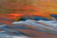 Autumn Reflection Imagen de archivo