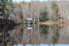 Autumn Reflection photo libre de droits
