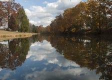 Autumn Reflections Immagine Stock Libera da Diritti