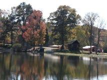Autumn Retreat Stock Images