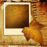 Autumn retro Royalty Free Stock Photography
