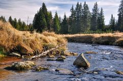 Free Autumn River Royalty Free Stock Photography - 34644617