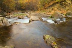 Autumn River Imagen de archivo