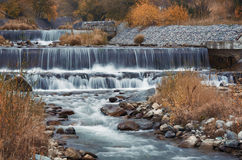 Autumn River Fotos de Stock