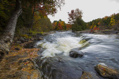 Autumn River Royalty Free Stock Photography