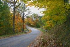 Free Autumn Road Stock Image - 4133541