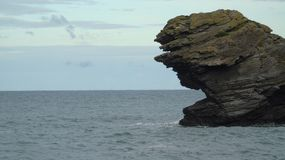 Autumn Rock Fotografia Stock