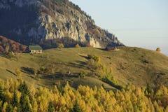 Autumn in Romania Royalty Free Stock Image