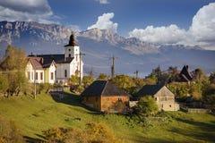 Autumn in Romania Stock Photo