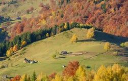 Autumn in Romania Stock Photos