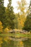 Autumn in Russia stock image