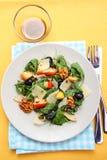 Autumn salad Stock Image