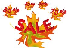 Autumn  for sale 3 Royalty Free Stock Images