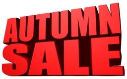 Autumn sale. This is a Autumn sale vector illustration