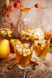 Autumn Sangria Royalty Free Stock Images