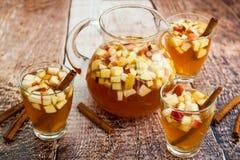 Autumn Sangria Royalty Free Stock Photo